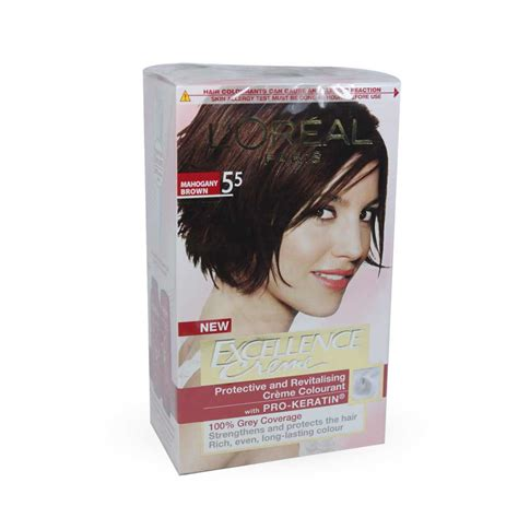 L Oreal Hair Color cherry auburn loreal excellence hair color