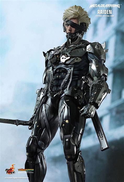 Toys Ht Metal Gear Rising Raiden Special Edition toys metal gear rising revengeance raiden