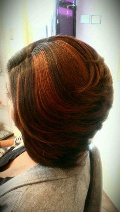 bob sew in hairstyles for black women 1000 images about hair on pinterest bobs protective