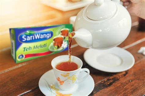 Teh Sariwangi Melati beragam manfaat sariwangi teh melati bagi tubuh was was