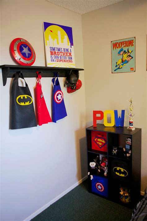 super hero bedroom love it i ve pinned pretty much all this stuff same
