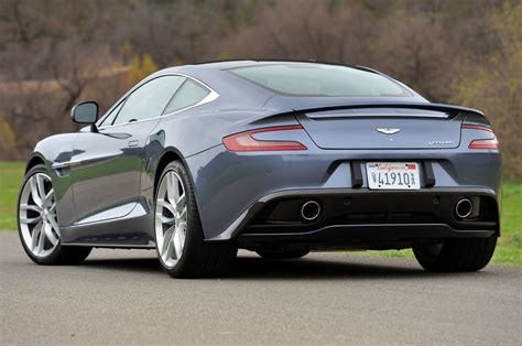 2016 Aston Martin Vanquish Reviews And Rating Motor Trend