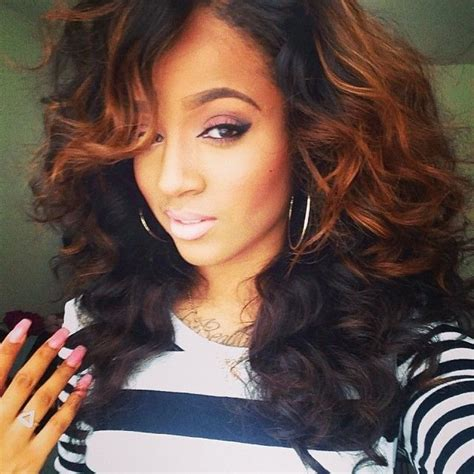pictures of black ombre body wave curls bob hairstyles 1000 images about hair i love on pinterest december