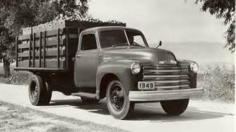1955 chevy truck history autos post