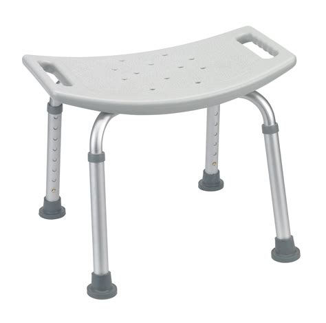 drive shower bench drive medical bathroom safety shower tub bench chair gray