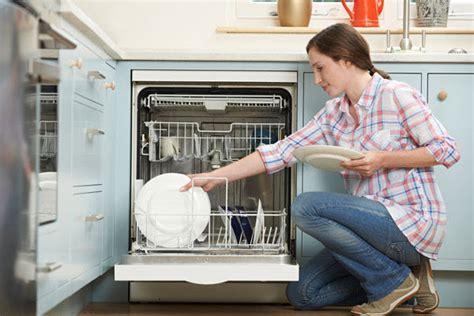 Rak Pencuci Piring 6 langkah mudah menjaga mesin cuci piring tetap bersih dan