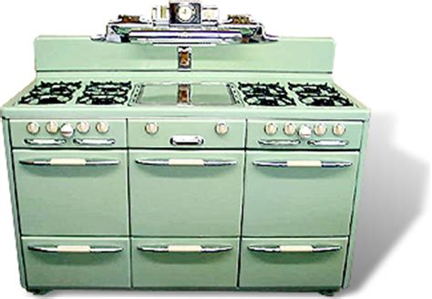 roper kitchen appliances 1951 wedgewood 40in high back in white