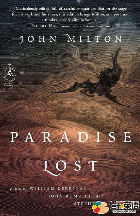 paradise lost books paradise lost milton