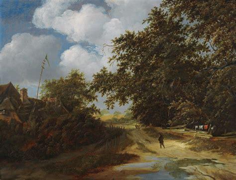 Circle Of Jacob Van Ruisdael Dipinti Antichi 2016 04 19