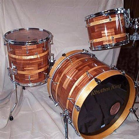 Rhythm King Drum | hand crafted drums and shells by rhythm king drums