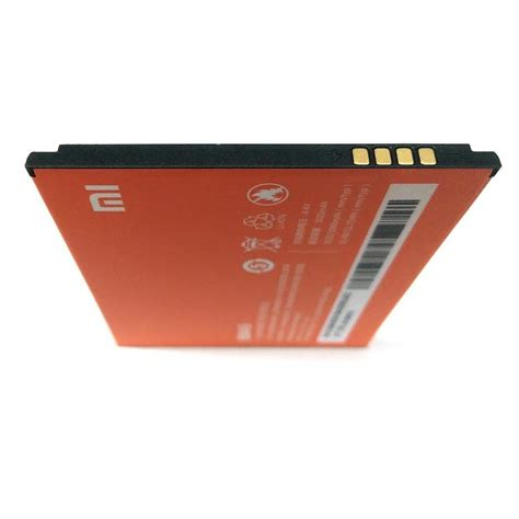 Replacement Battery For Xiaomi Redmi 2 2200mah Oem Bl 2010 baterai xiaomi redmi 2 1s 2200mah bm44 oem black jakartanotebook