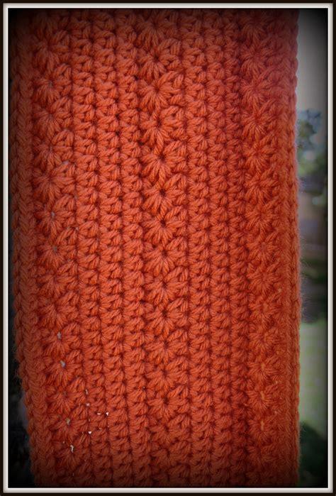 free crochet pattern pumpkin infinity scarf dandelion daze