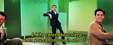 film quotes about sleep hairspray 2007 quote about gifs school singing sleep