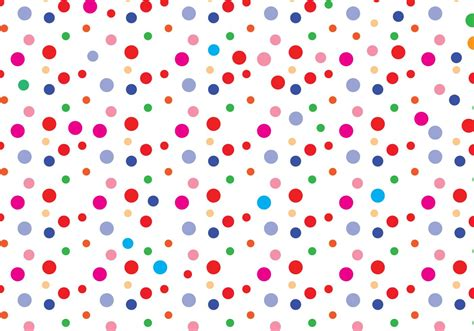 pattern dot vector best free cute polka dots vector file free 187 free vector