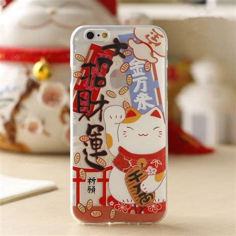 Back Iphone 6 Plus Lucky Cat new iphone 6 japan