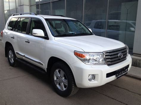 Toyota Land Cruiser 2012 Used 2012 Toyota Land Cruiser Photos 4500cc Diesel
