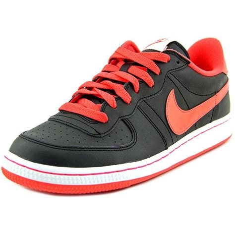 black basketball shoes nike legend leather black basketball shoe athletic