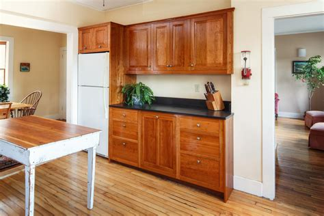 furniture style kitchen cabinets cherry shaker style cabinets how to update shaker style
