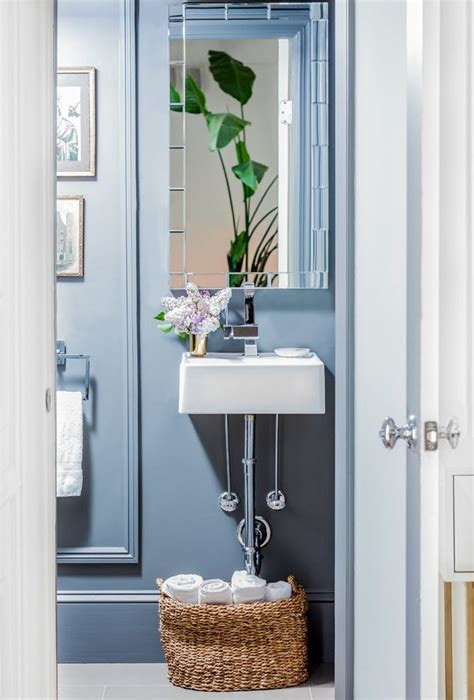 Small Powder Room Sink Vanities by Imaginative Small Sinks For Powder Room With Lilacs