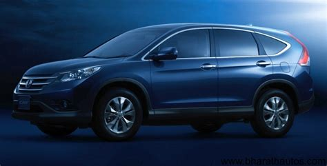Honda Cr V Production by Firstlook At 2012 Honda Cr V Production Model