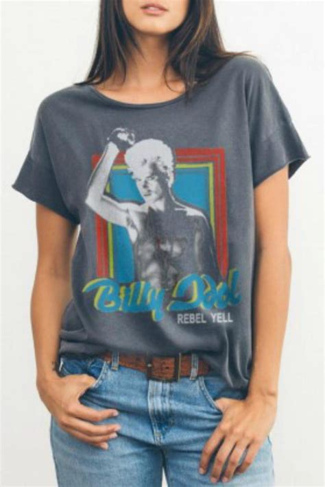 junk food clothing billy idol from kentucky by junk