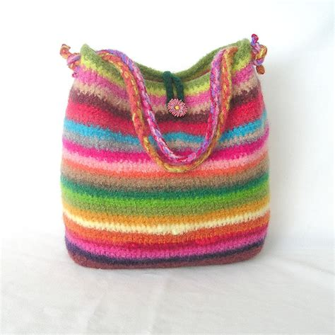 knitting patterns for bags and purses tote bag pattern november 2015