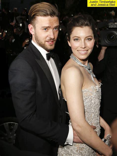 Justin Timberlake Not With Biel by Justin Timberlake En Biel Beschermen Zoon Tegen