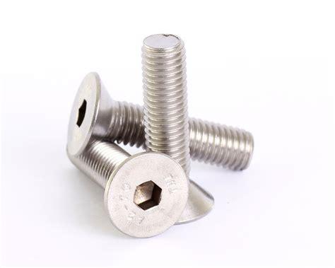 Stainless Steel Hexagonal Bolt M3 6mm 10 pack stainless countersunk allen bolt screws m2 m2 5 m3