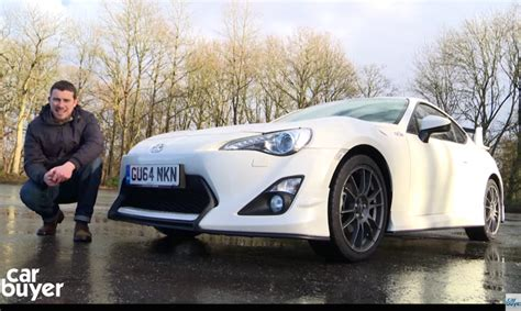 Mat Watson Carbuyer by Toyota Gt86 Tops Carbuyer Best Sports Cars List