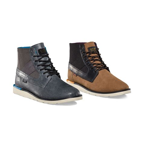 vans otw collection breton boot for fall 2013 the source