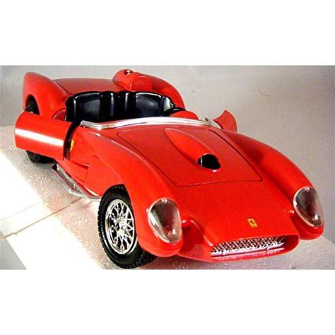 Tobar Burago Testarossa 1 24 Scale New In Unopened Box Mint bburago 1 24 scale 1957 testarossa global