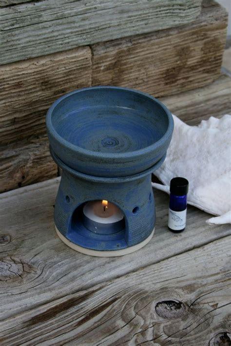 Ladari In Ceramica by Custom Order For Freshta Lilac Aromatherapy Burner