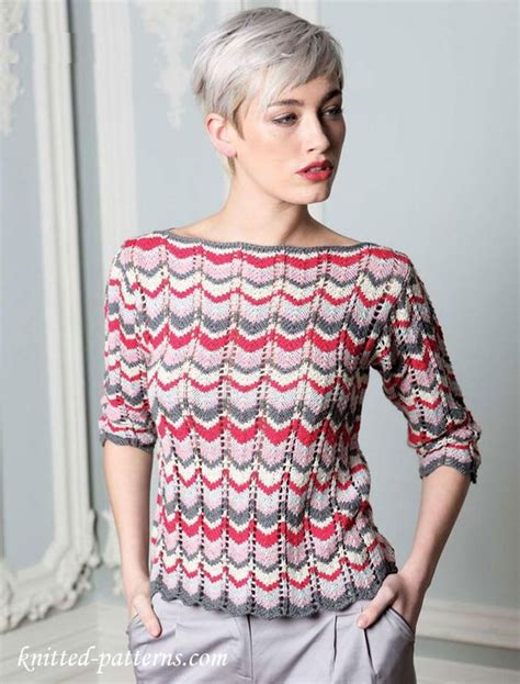 free knitting patterns womens jumpers free knitting womens jumpers and knitting on