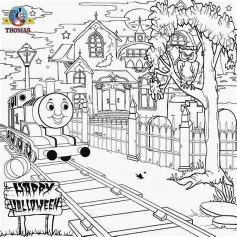 thomas coloring pages games october 2012 train thomas the tank engine friends free