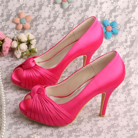 aliexpress buy 20 colors wedding shoes pink prom