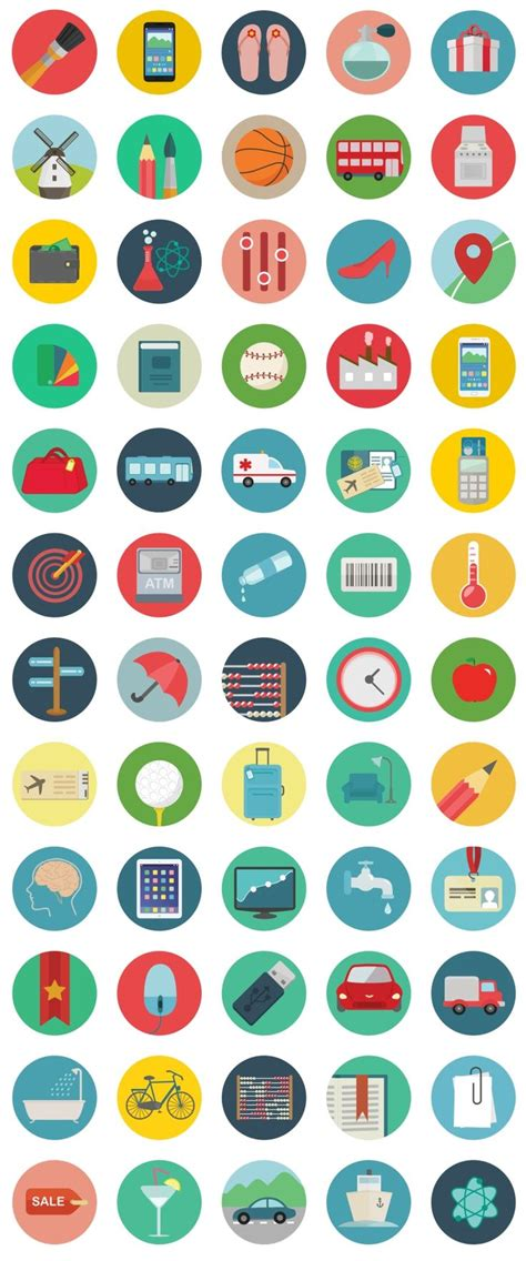 shortcuts on pinterest 15 pins roundicons 60 free flat round icons free icons