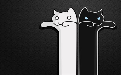 Imagenes Chidas En Negro | gatos dibujos en blanco y negro imagui