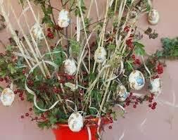 membuat pohon natal dari benang wol cara membuat pohon dari telur cara membuat kerajinan