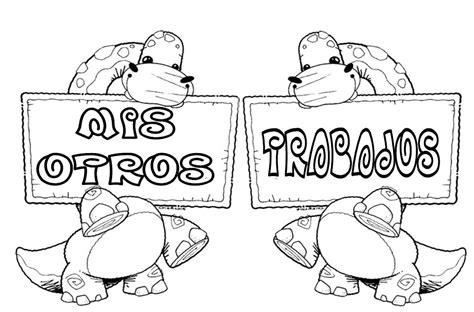 dibujos infantiles jaume primer mi grimorio escolar portadas para nuestros trabajos