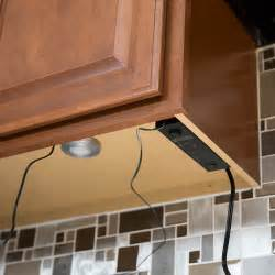 Kitchen Under Cabinet Light by How To Install Under Cabinet Lighting