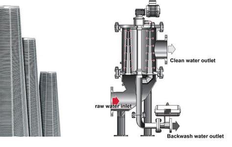 auto cleaning filter for pulp la pulpe de papier filtrant le filtre rin 231 ant 224 partir de l orifice de vidange automatique dans
