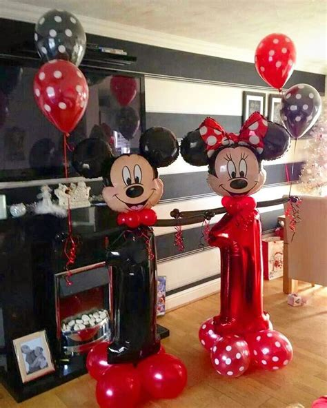 happy birthday decoration with balloon numbers and