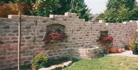 antike gartenmauer selber bauen lyfa info