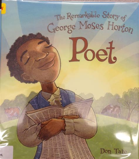 themes of moses story the remarkable story of george moses horton poet edu 320