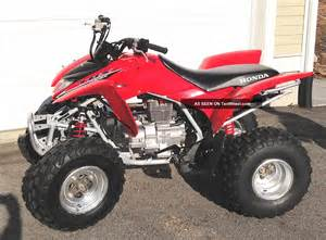 Honda Trx 250 Price 2008 Honda Trx250tm Fourtrax