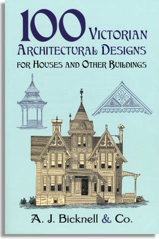 victorian architectural designs  houses   buildings aj bicknell  company