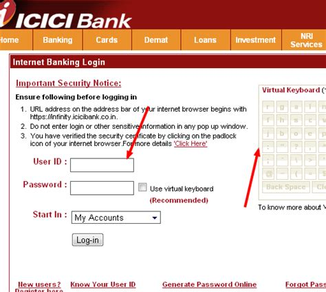 login to icici bank banking axis vs icici net banking