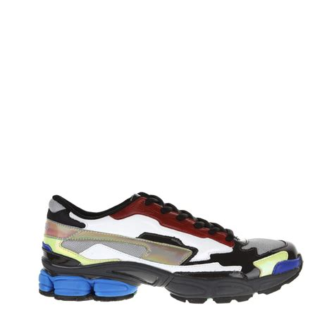 raf simons low sneakers in multicolor for multi lyst