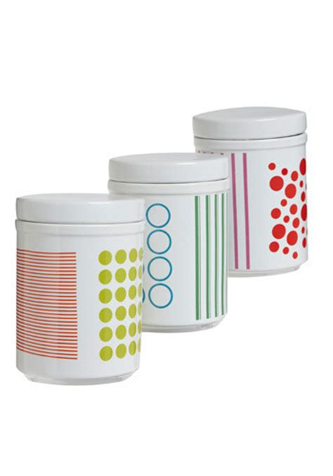 cute kitchen canister sets out of print canister set mod retro vintage kitchen