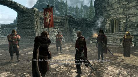 mod game of thrones skyrim nexus mods and community
